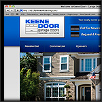 Stephen Petersen Design - Web Design Keene NH
